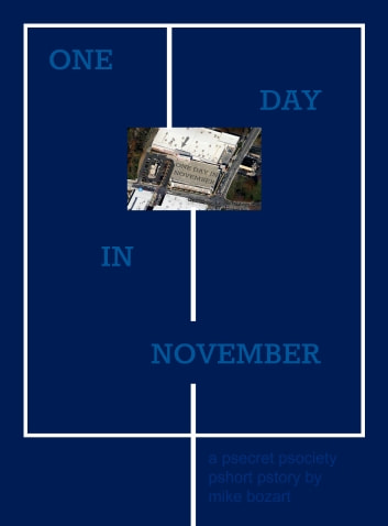 One Day in November ebook by Mike Bozart