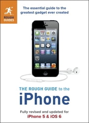 The Rough Guide to the iPhone (5th) ebook by Peter Buckley