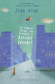 The Terrible Thing that Happened to Barnaby Brocket ebook by John Boyne,Oliver Jeffers