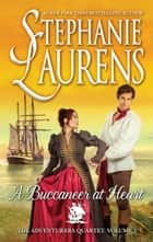A Buccaneer at Heart ebook by Stephanie Laurens