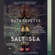 Salt to the Sea audiobook by Ruta Sepetys