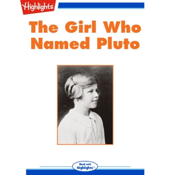Girl Who Named Pluto, The audiobook by Dennis Brindell Fradin