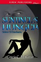 Sentinel's Hunger ebook by Gracie C. McKeever