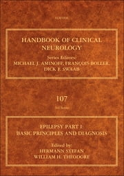 Epilepsy, Part I: Basic Principles and Diagnosis ebook by Hermann Stefan,William H. Theodore