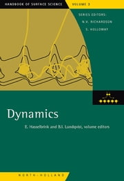 Dynamics ebook by Eckart Hasselbrink,Bengt I. Lundqvist