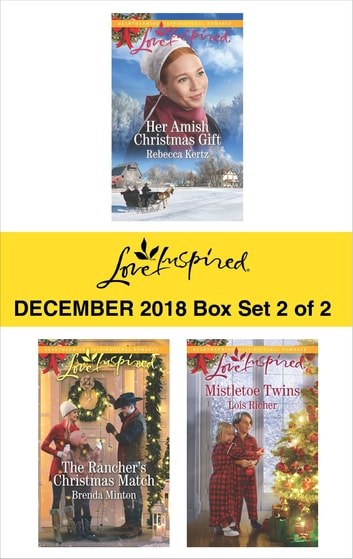 Harlequin Love Inspired December 2018 - Box Set 2 of 2 ebook by Rebecca Kertz,Brenda Minton,Lois Richer