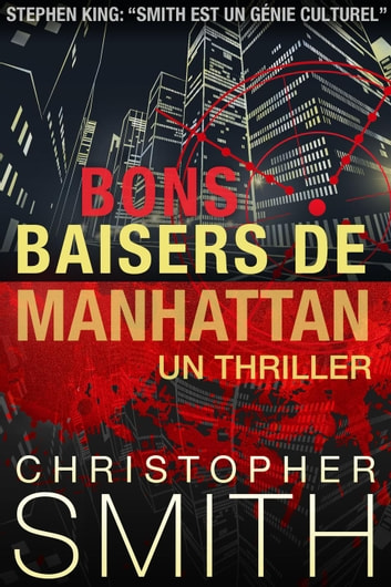 Bons Baisers de Manhattan ebook by Christopher Smith