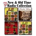 The 3rd New & Old Time Radio Collection audiobook by Joe Bevilacqua, Joe Bevilacqua, Jon Koons,...