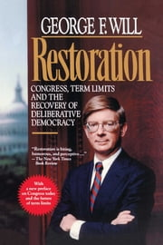 Restoration ebook by George F. Will