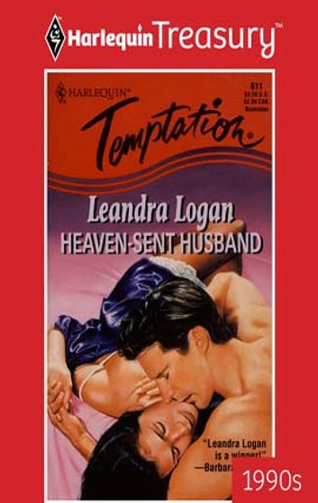 Heaven-Sent Husband ebook by Leandra Logan