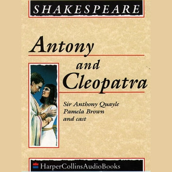 Antony and Cleopatra audiobook by William Shakespeare