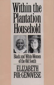 Within the Plantation Household - Black and White Women of the Old South ebook by Elizabeth Fox-Genovese