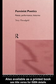 Feminist Poetics ebook by Threadgold, Terry