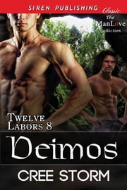 Deimos ebook by Cree Storm