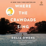 Where the Crawdads Sing Hörbuch by Delia Owens