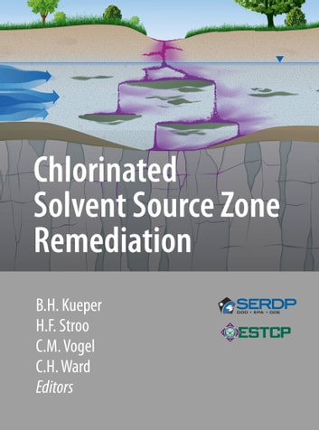 Chlorinated Solvent Source Zone Remediation ebook by
