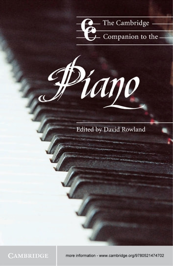 The cambridge companion to the piano ebook by 9781139815444 the cambridge companion to the piano ebook by fandeluxe Choice Image