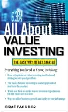 All About Value Investing ebook by Esme E. Faerber