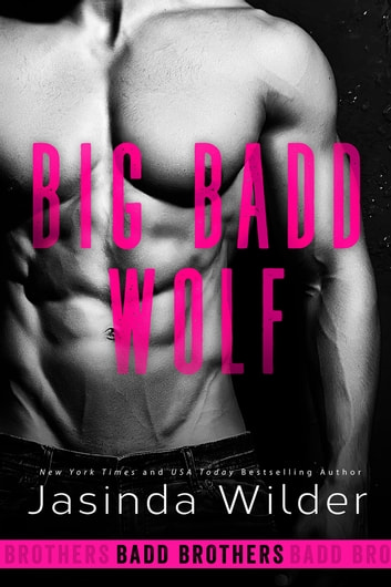 Big Badd Wolf ebook by Jasinda Wilder