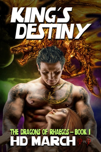 King's Destiny ebook by H.D. March