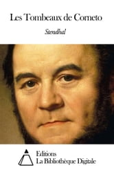 Les Tombeaux de Corneto ebook by Stendhal