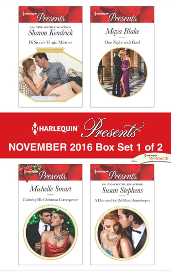 Harlequin Presents November 2016 - Box Set 1 of 2 - An Anthology ebook by Sharon Kendrick,Michelle Smart,Maya Blake,Susan Stephens