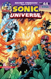 Sonic Universe #44 ebook by Ian Flynn, Tracy Yardley, Jim Amash, Steve Downer
