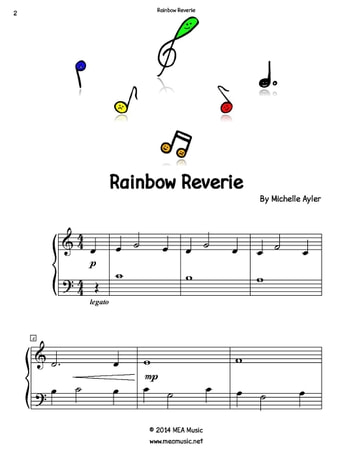 Rainbow Reverie ebook by Michelle Ayler