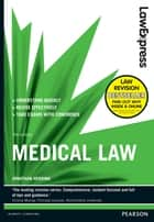 Law Express: Medical Law (Revision Guide) ebook by Jonathan Herring