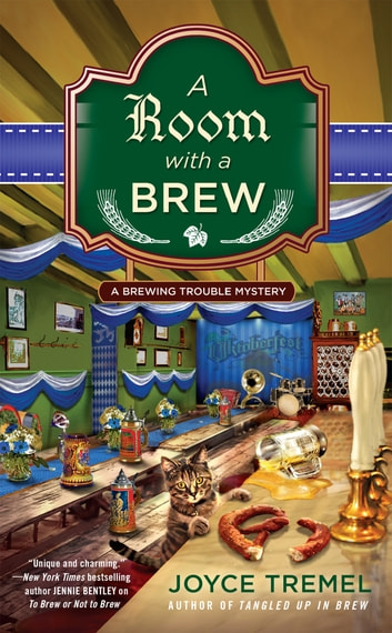 A Room with a Brew ebook by Joyce Tremel