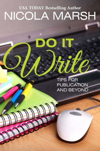 Do It Write ebook by Nicola Marsh