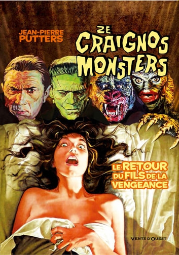 Ze Craignos Monsters Anthology ebook by Jean-Pierre Putters