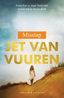 Misstap ebook by Jet van Vuuren
