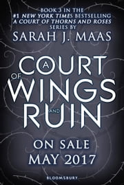 A Court of Wings and Ruin ebook by Kobo.Web.Store.Products.Fields.ContributorFieldViewModel