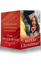Merry Christmas! (Mills & Boon e-Book Collections) ebook by Judy Christenberry, Helen Brooks, Michelle Douglas,...