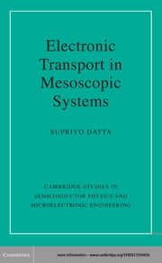 Electronic Transport in Mesoscopic Systems ebook by Supriyo Datta