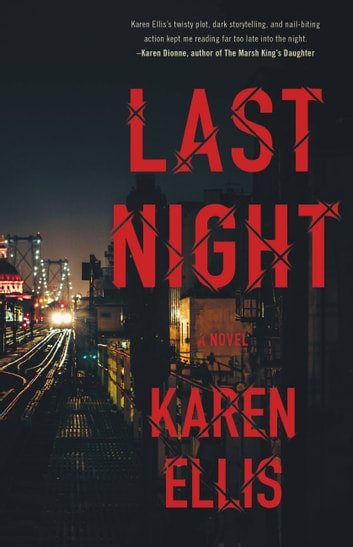 Last Night ebook by Karen Ellis