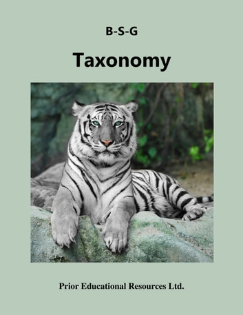 Taxonomy - Study Guide ebook by Roger Prior