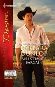 An Intimate Bargain ebook by Barbara Dunlop