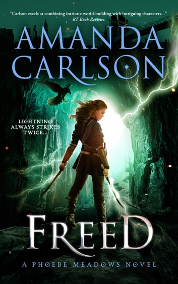Freed ebook by Amanda Carlson