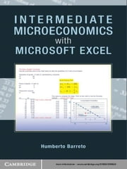 Intermediate Microeconomics with Microsoft Excel ebook by Humberto Barreto