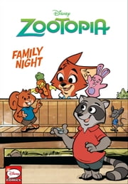 Disney Zootopia: Family Night (Younger Readers)