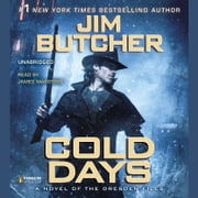 Cold Days audiobook by Jim Butcher