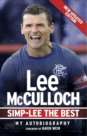 Simp-Lee the Best - My Autobiography ebook by Lee McCulloch
