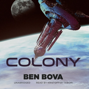 Colony audiobook by Ben Bova