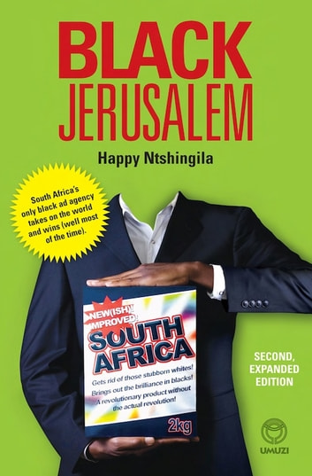 Black Jerusalem ebook by Happy Ntshingila