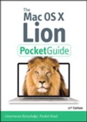 Mac OS X Lion Pocket Guide ebook by Jeff Carlson