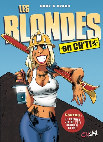 Les Blondes en Ch'ti Best of ebook by Dzack,Gaby