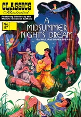 A Midsummer Night's Dream - Classics Illustrated #87 ebook by William Shakespeare