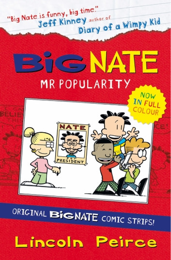 Big Nate Compilation 4: Mr Popularity ebook by Lincoln Peirce